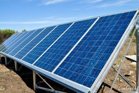 Stanford Off Grid Solar System