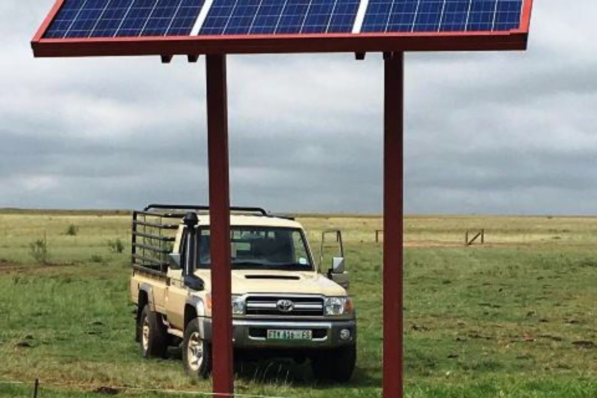 Ground Mounting PV System