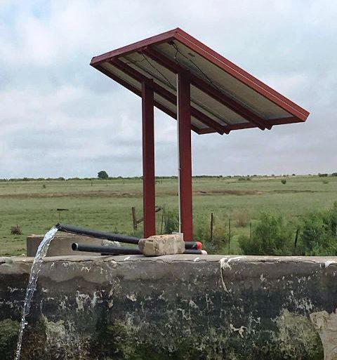 Kroonstad Pump System by Bennie Claassens